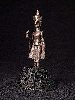 16-17e eeuwse Thaise Ayutthaya Boeddha