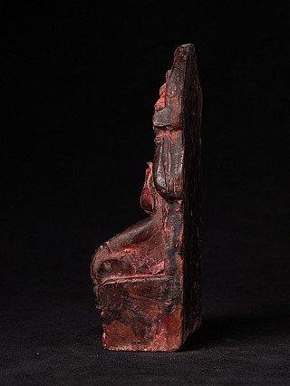 Antique Nepali Shiva statue