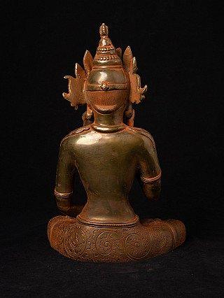 Nepali Vajrasattva statue