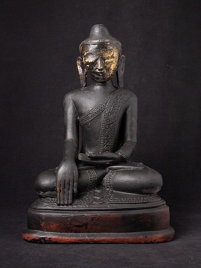 Antique Buddha statue from Burma