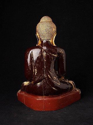 Antique Mandalay Buddha statue