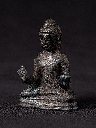 Antique bronze Top Quality Pyu Buddha statue