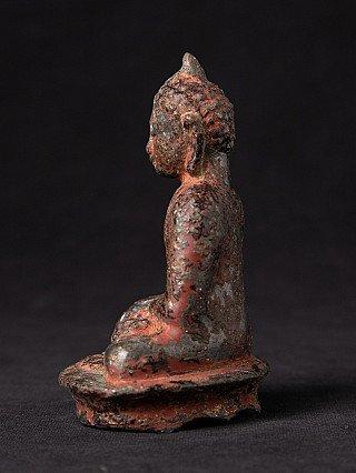 12th century bronze Pagan Buddha statue