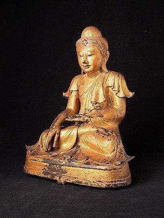 Special antique Mandalay Buddha statue