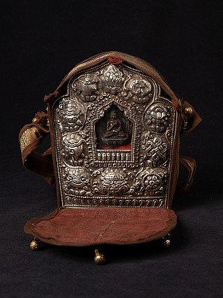 Old Nepali Gao - travel shrine