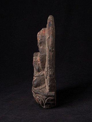 Antique stone Nepali Maha Manjushri