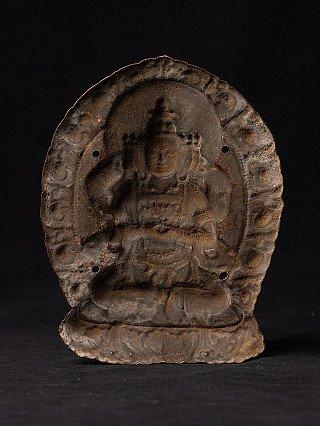 Antique copper Tibetan Bodhisattva