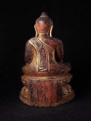 Special antique Burmese Buddha statue