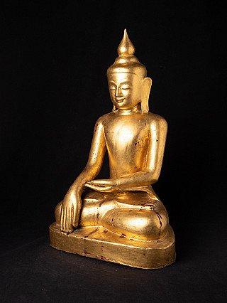 Antieke Birmese Ava Boeddha