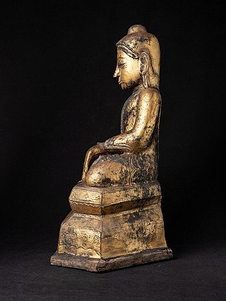 Antique Burmese Shan Buddha