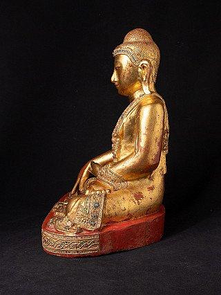 Zeer mooie Birmese Mandalay Boeddha