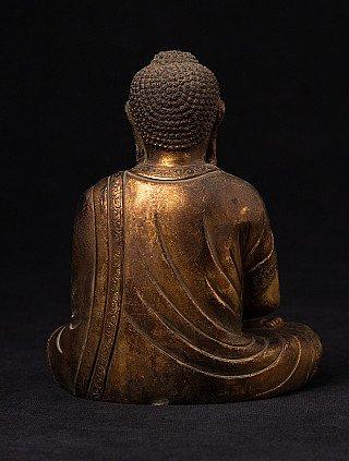 Old Japanese Amida Buddha