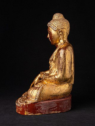 Antieke Birmese Mandalay Boeddha