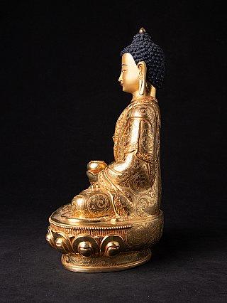 Nieuw gemaakte Nepalese Boeddha