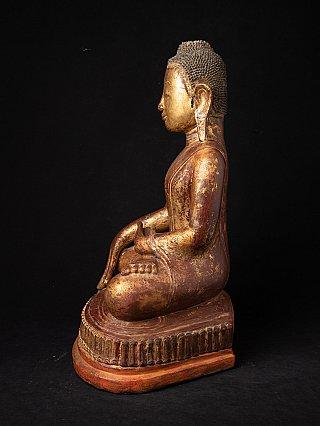 Besondere antike Birmanische Ava Buddha Figur