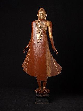 Oude Birmese Mandalay Boeddha