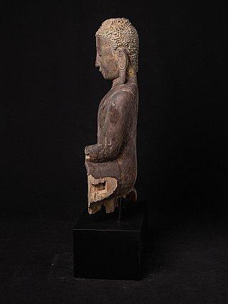 17th century antique buste of Buddha head