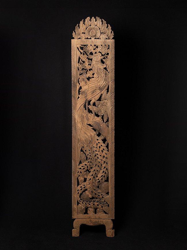 Antiek Birmees paneel