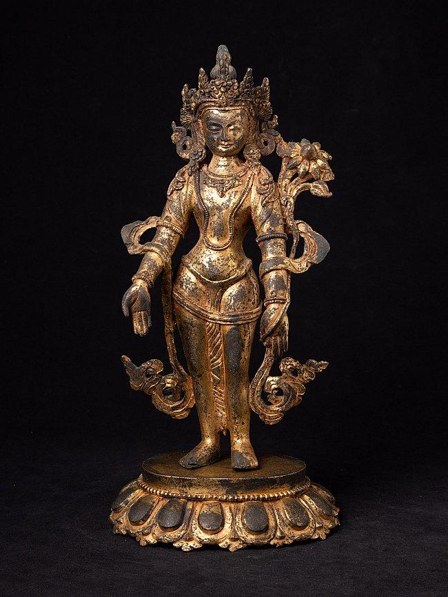 Antique Nepali Bodhisattva Padmapani