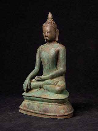 Very special bronze Arakan Buddha statue