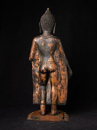 Large antique Nepali Buddha statue