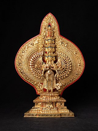 High quality bronze Avalokiteshvara statue