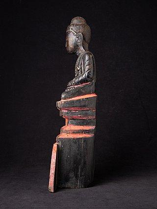 Antique Burmese Shan Buddha