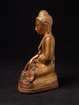 Special antique Burmese Mandalay Buddha