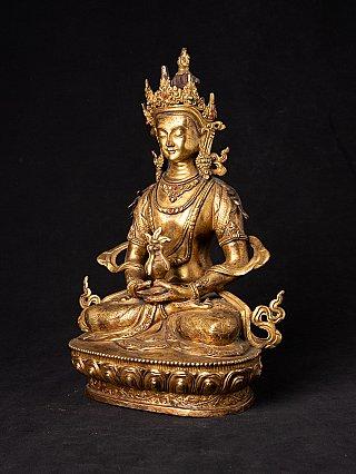 Old bronze Nepali Aparmita Buddha