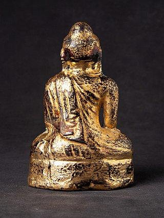 Antike stein Mandalay Buddha Figur