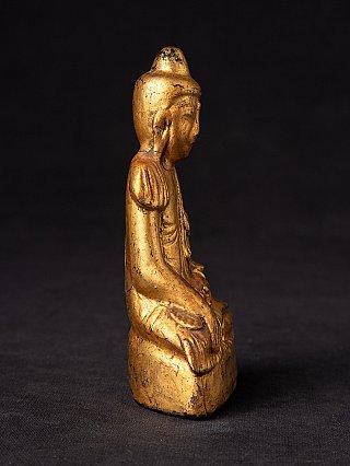 Antike Birmanische Shan Buddha