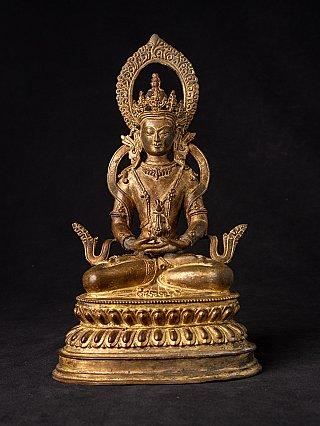 Old bronze Aparmita Buddha