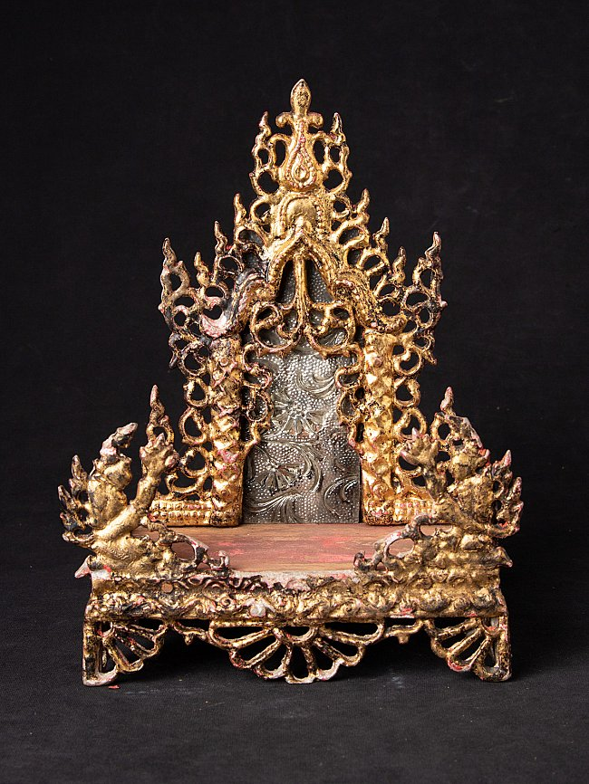 Old Burmese shrine