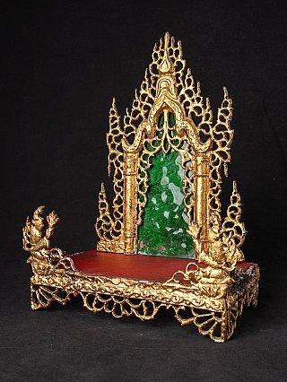 Oud Birmees altaar