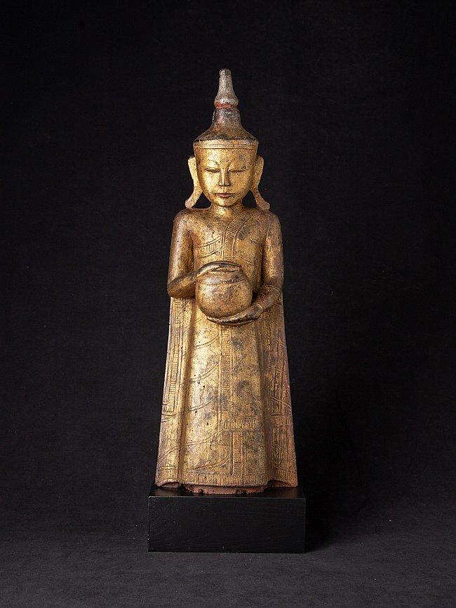 18e eeuwse Birmese Shan Boeddha