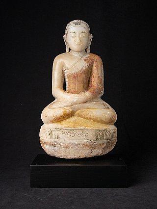 18th century Burmese marble Monk