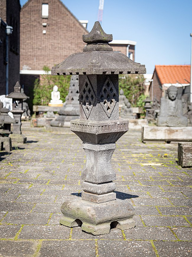 Old Lavastone Lantern