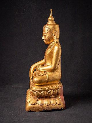 18th century Burmese Shan Buddha statue