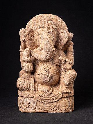 Sandstone Ganesha statue