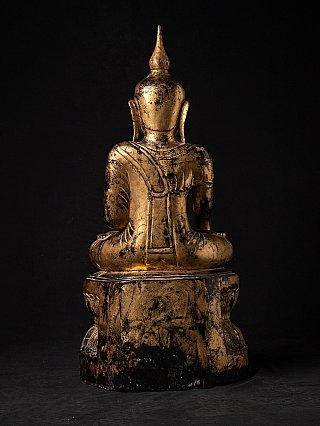 Top quality Burmese Shan Buddha statue