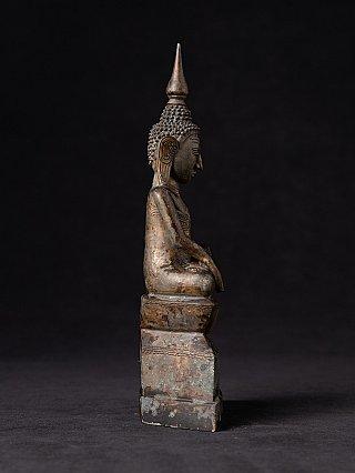 Antique bronze Shan Buddha