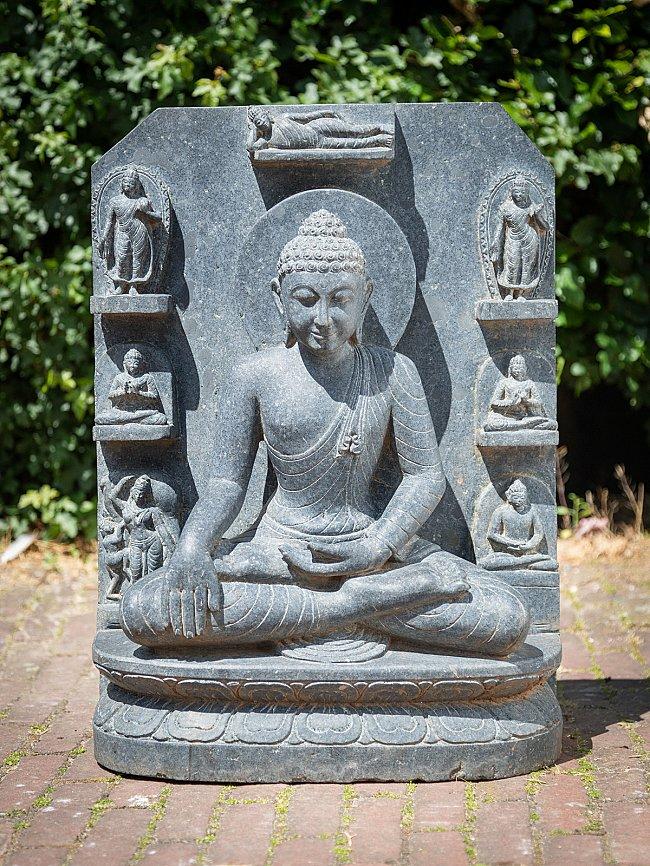 High quality Granite Buddha statue