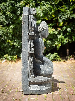 Hoge kwaliteit Granieten Boeddhabeeld