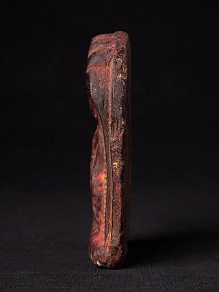 Antieke stenen Nepalese Vishnu