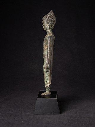 Very special original bronze Bagan Buddha statue