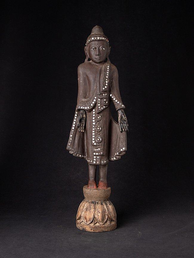 Antike Birmanische Mandalay Buddha