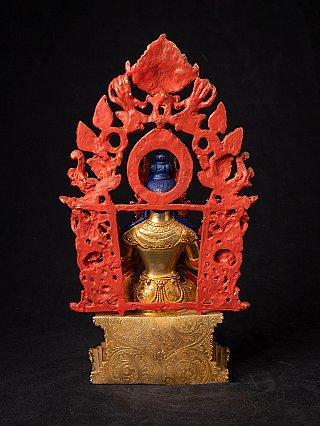 Nieuw gemaakte Nepalese Maitreya Boeddha