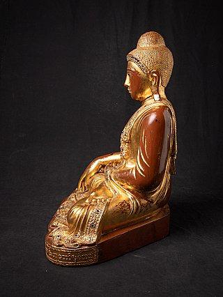 Sehr schöne antike burmesische Mandalay Buddha