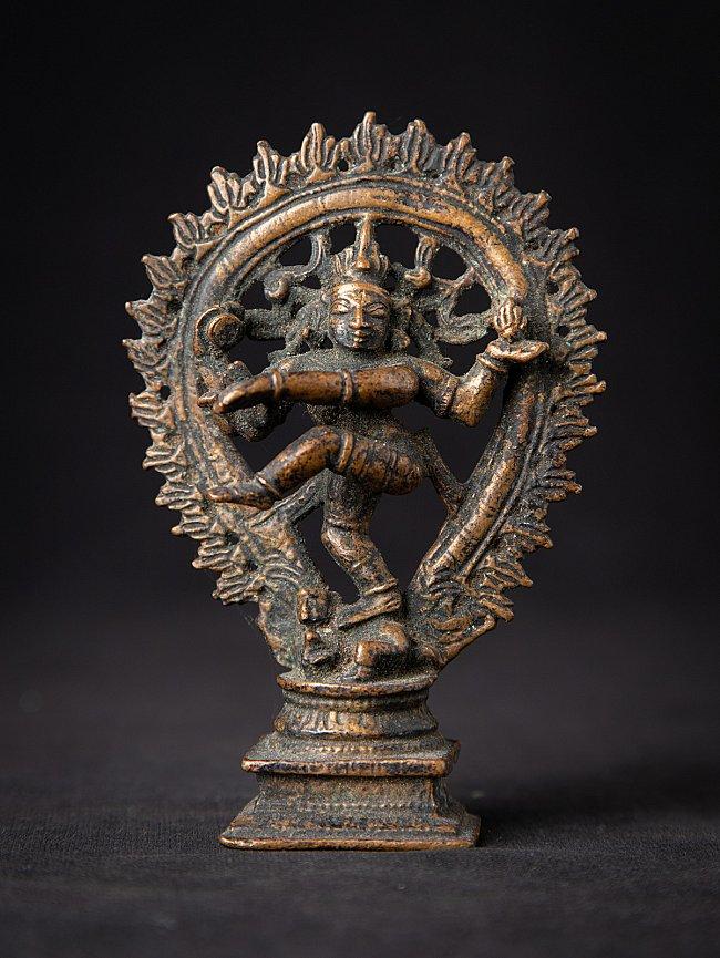 Antike bronze Shiva Figur