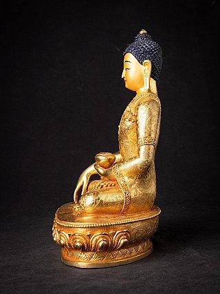 Nieuw gemaakt Nepalese Boeddhabeeld